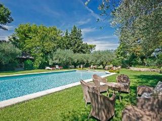 Magnificent Country Home Domaine de la Tour with Wine Cellar, Pool & Views - Aix-en-Provence vacation rentals