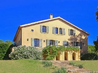 Organic Vineyard Estate Domaine de St Christophe with Pool, Terrace & Staff - Saint-Tropez vacation rentals