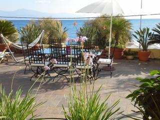 Xylokastro Corinth private suite on the sea A - Xylokastro vacation rentals