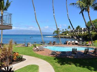 Newly Remodeled-Oceanfront 2 Br /2 Bath Ground Floor Unit  #106 - Lahaina vacation rentals