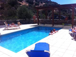 Terracotta Villa private pool quiet setting - Keratokampos vacation rentals