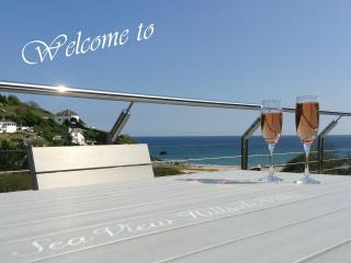 Sea view - Hillside Villa - Looe vacation rentals
