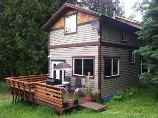 Mountain Cottage above Slocan Lake with Views! - New Denver vacation rentals