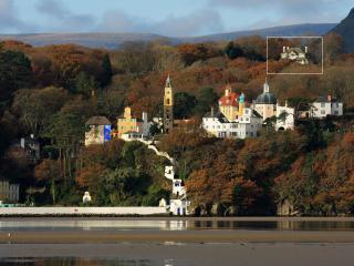 Hafod Cae Maen, Portmeirion Conservation Area - Portmeirion vacation rentals