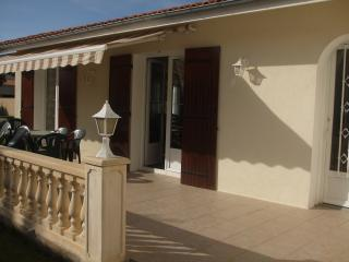 3 bedroom House with A/C in Saint-Palais-sur-Mer - Saint-Palais-sur-Mer vacation rentals