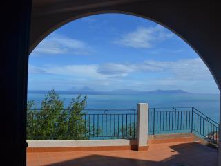 """Gliaca Sunset"" Wonderful wiew on AEOLIAN ISLAND - Brolo vacation rentals"