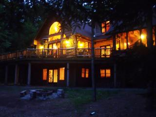 White Tail Run: Lake Placid/ Saranac Lake Log home - Lake Placid vacation rentals