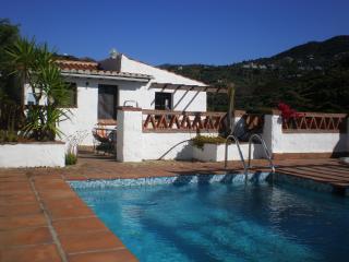 Detached cortijo, private pool, 12mins to village - Frigiliana vacation rentals