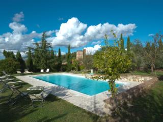 Beautiful 6 bedroom Villa in Asciano - Asciano vacation rentals