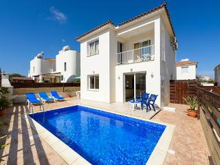 DAFVIL12-LOVELY 3 BED VILLA WITH POOL IN PROTARAS - Protaras vacation rentals