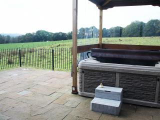 Quakerfield lodge log cabin with private hot tub - Clitheroe vacation rentals