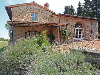 Idyllic villa in Tuscan villa with 7 bedrooms, private swimming pool, garden, terrace and amazing views - Impruneta vacation rentals