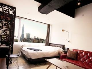 Taipei101View❤MRT❤NightMarket❤StylishStudio❤Luxury - Taiwan vacation rentals