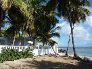 Los Cocos Vieques, Beachfront Casa, prime location - Isla de Vieques vacation rentals