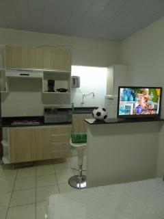 1 bedroom Penthouse with Internet Access in Manaus - Manaus vacation rentals