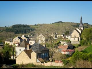 Lai Mayon, fermette spacieuse et silencieuse - Autun vacation rentals