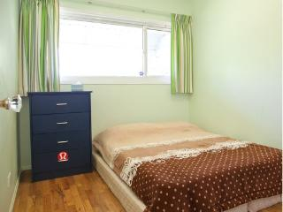 Bedroom easy to Downtown Vancouver - Burnaby vacation rentals