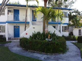 2 Bedroom at Flag Ship on Bayshore Apartments, 4B - Fort Lauderdale vacation rentals