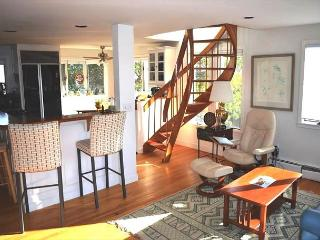 Treehouse by the Sea: Stacy Boulevard, Downtown Gloucester, and Beaches - Gloucester vacation rentals