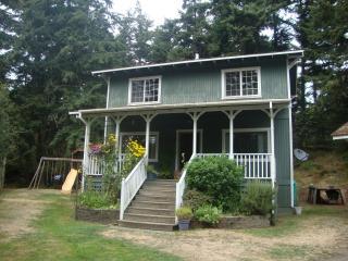 Seaside Cottage on Orcas Island - Deer Harbor vacation rentals