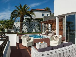 Sunny all year, stylish villa with sea view - Gomera vacation rentals