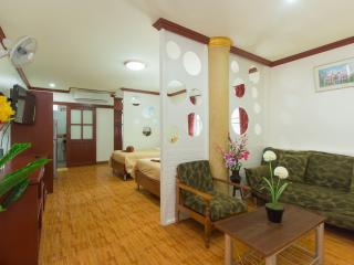quadruple studio in uphill resort - Patong vacation rentals