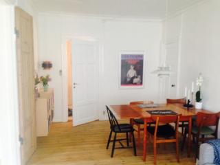 Modern Copenhagen corner apartment on a quiet street - Copenhagen vacation rentals