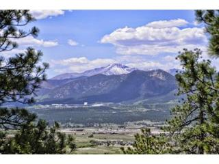 Views of Air Force Academy and Pikes Peak - Beverly Hills vacation rentals