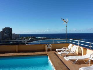Beautiful modern apartment just yards from the sea - Tenerife vacation rentals