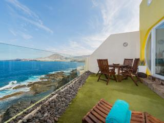 PENTHOUSE FIRST LINE SEA - Galdar vacation rentals