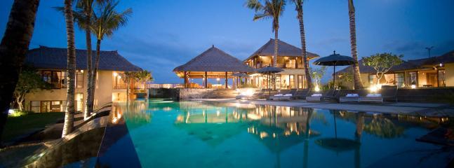 Great villa in Pererenan beach Bali, 5 bdr. 10 p. - Mengwi vacation rentals