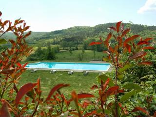 5 bedroom Villa in Bucine, Siena and surroundings, Tuscany, Italy : ref 2294085 - Badia Agnano vacation rentals