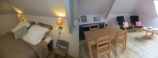 """Nid Cosy Tournai: """"city cottage"""" airconditioned - Tournai vacation rentals"""