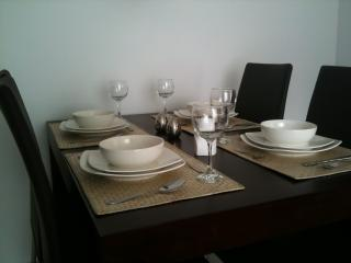 Nice Condo with Internet Access and Balcony - Bogota vacation rentals