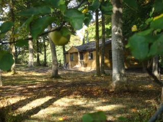 The Apple Wood - Luxury 2 bed cabin near Longleat - Heytesbury vacation rentals