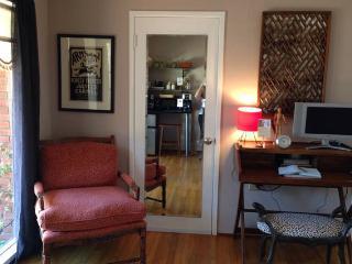 Sunny Mid-Century Private Studio - sleeps 3 - Monterey vacation rentals