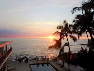 Fantastic Ocean View - One Bedroom Condo at Kona Riviera Villas 203-KRV203 - Kona Coast vacation rentals