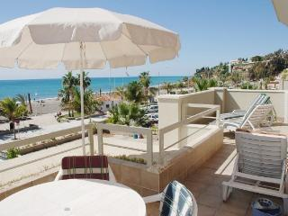 Burriana Beach 202 front Line 2 bed. Apartment - Nerja vacation rentals