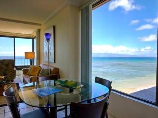 1 Bdrm Corner Oceanfront #308 ~ RA48813 - Kaanapali vacation rentals