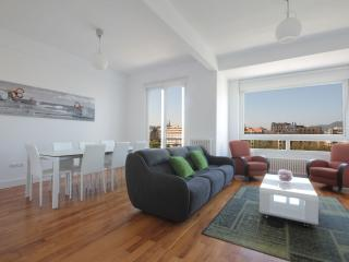 Wonderful views 2 min from beach+PARKING optional - San Sebastian - Donostia vacation rentals