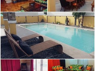 Sunset Pool Villa Daily Rental In Angeles Pampanga - Angeles vacation rentals