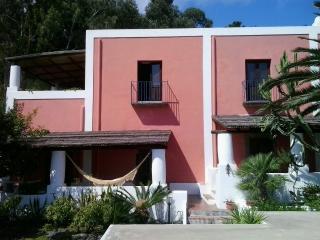 La villa Rossa - Santa Marina Salina vacation rentals