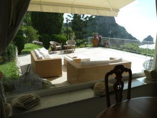 Elegant Villa in Capri with sea view on Faraglioni - Capri vacation rentals