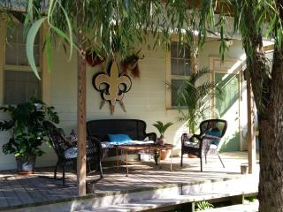 HISTORIC BYWATER VACATION HOME - NEW ORLEANS - New Orleans vacation rentals
