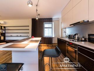 Modern Tallinn 1 BDRM apartment for 3 with parking - Tallinn vacation rentals