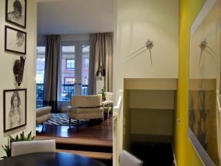 SUPERB Plateau Mont Royal luxury condo - Montreal vacation rentals