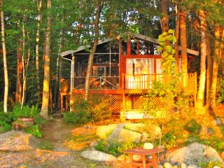 Cozy Island Cottage on Frye Island - Western Maine vacation rentals