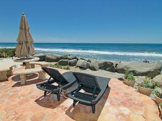 Gorgeous Single Family Beachfront Home on the Sand P7241-0 - Oceanside vacation rentals