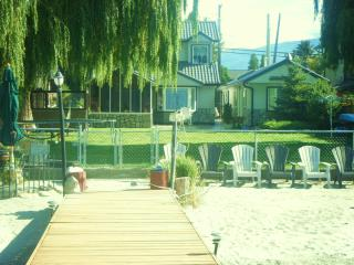 Lakefront Beach House - Vernon vacation rentals