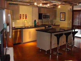 FURNISHED URBAN LOFT (1B/1B/sleeps 2) - Salt Lake City vacation rentals